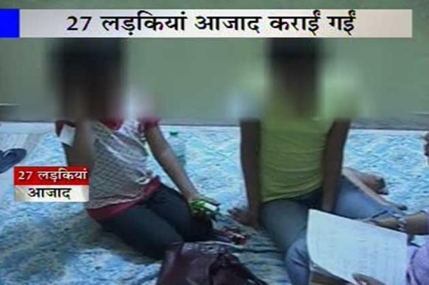 Jaipur: Police rescue 27 girls, 2 boys