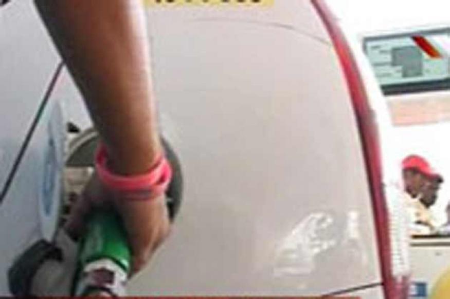 Diesel price hiked by 45 paisa per litre