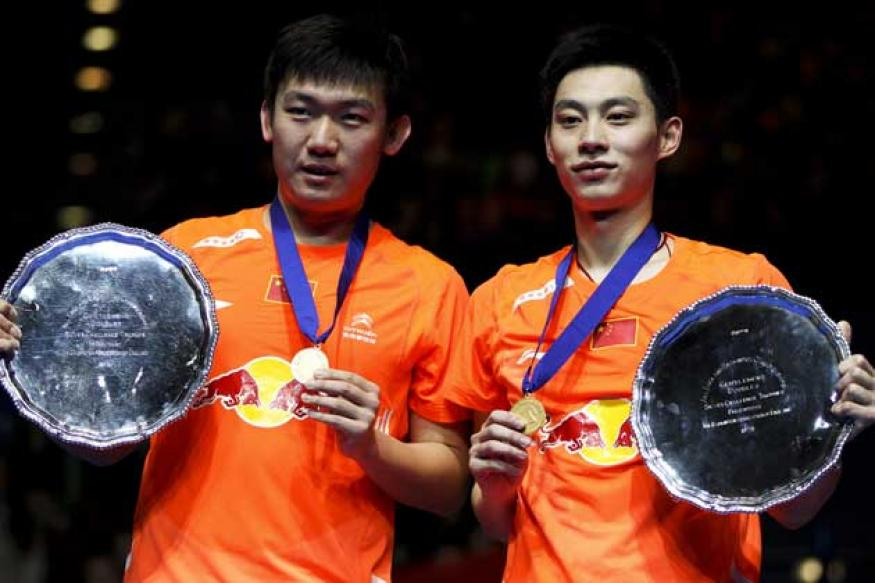 Liu Xiaolong, Qiu Zihan make a mark in the All England Open