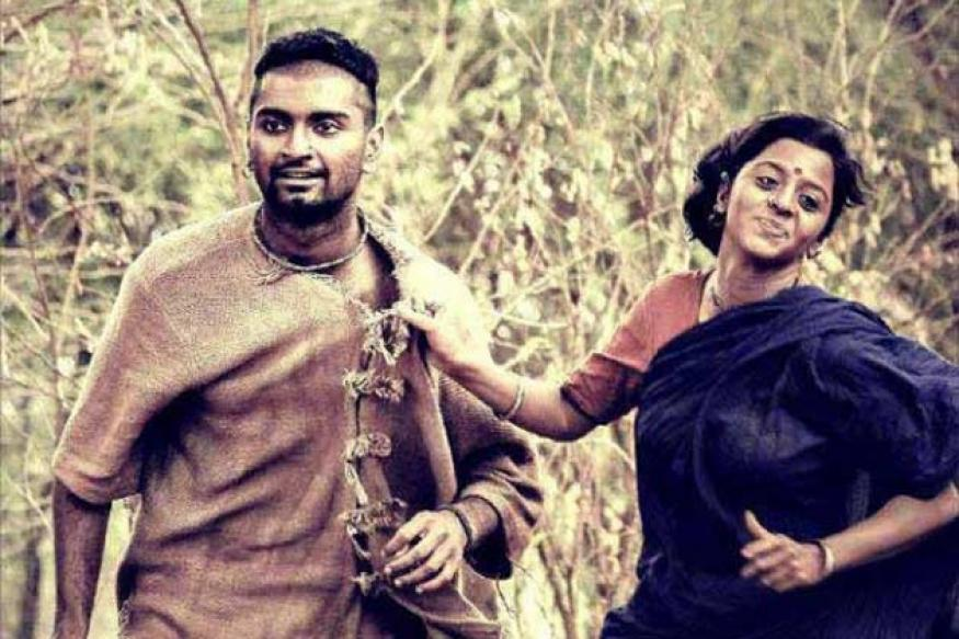 Poorna Ramaswamy wins Best costume for 'Paradesi'