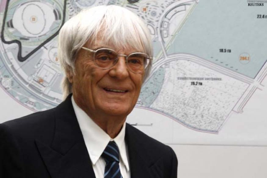 Ecclestone sees new opportunity for Formula One IPO