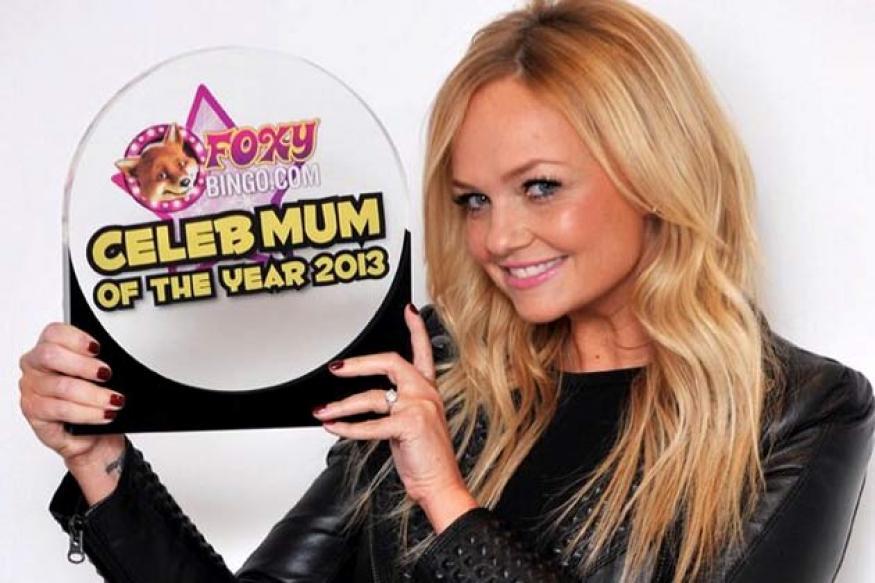 Emma Bunton named celebrity mum of the year
