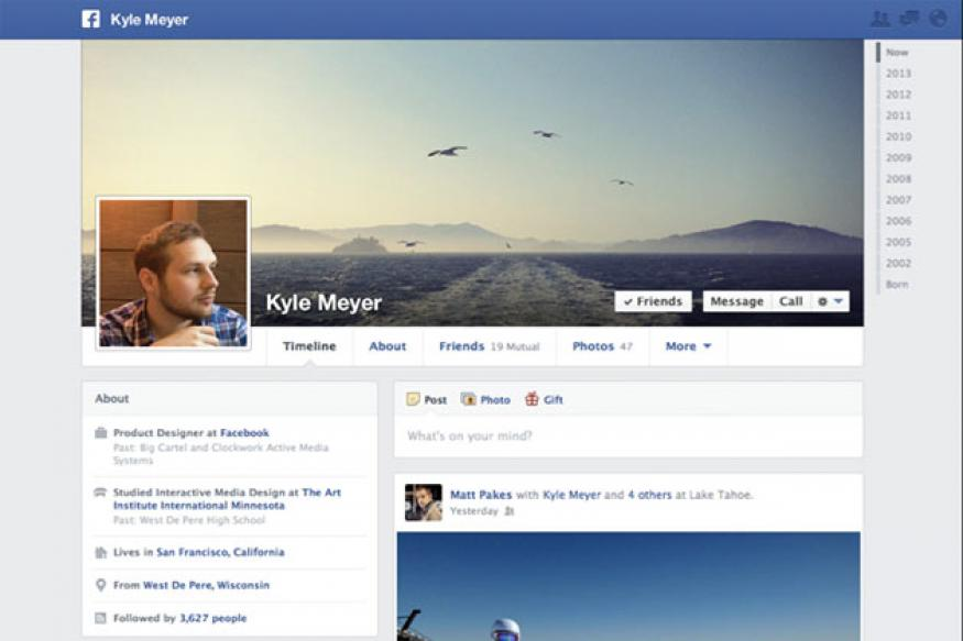 Facebook Timeline gets yet another revamp, follows News Feed overhaul