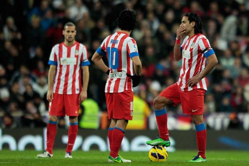 Atletico Madrid held to a goalless draw at Malaga