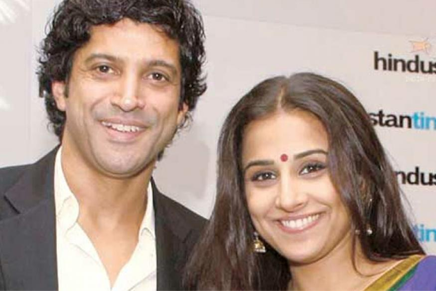 Vidya Balan: I love the fact that Farhan is a Capricorn