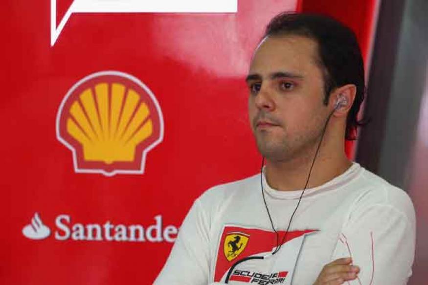 Felipe Massa helping Ferrari's strong start