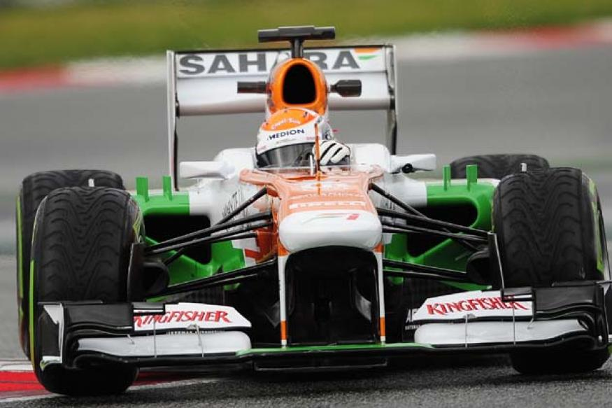 Force India off to best ever start at Melbourne