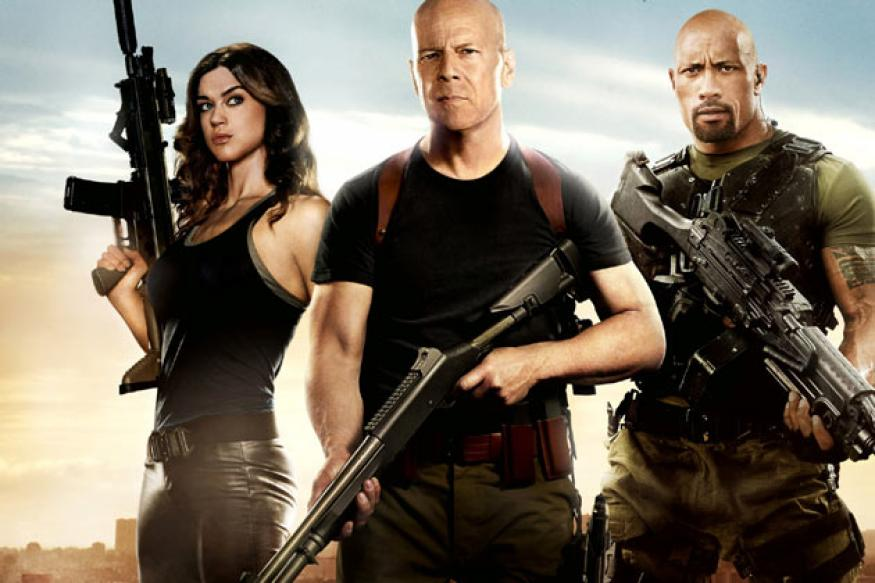 'G.I. Joe Retaliation' to be released first in India
