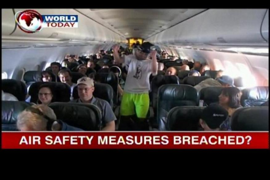 US: Harlem Shake on flight lands students in trouble