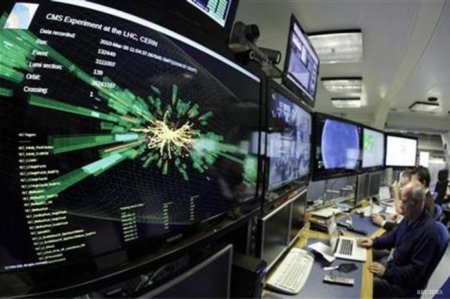 New results indicate that particle discovered at CERN is a Higgs boson