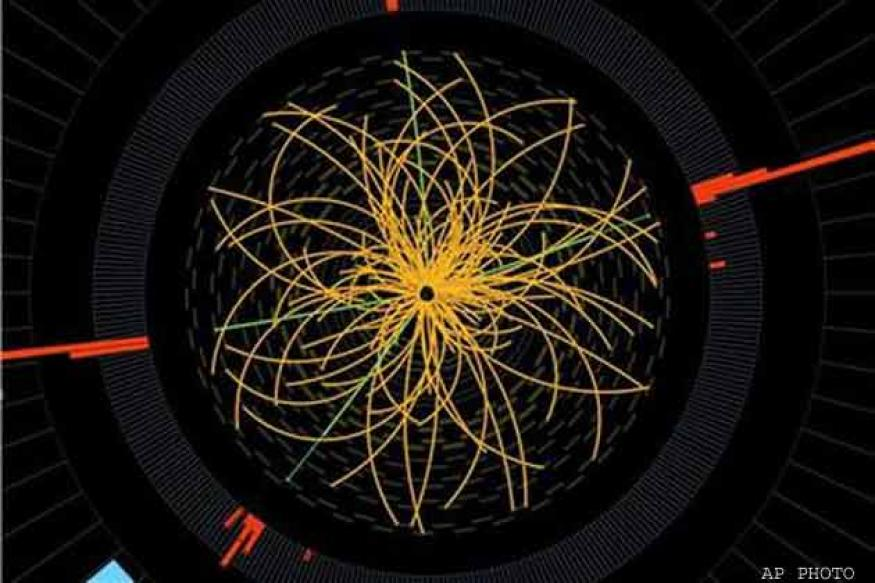 God particle: Confirmation is 'achingly close'