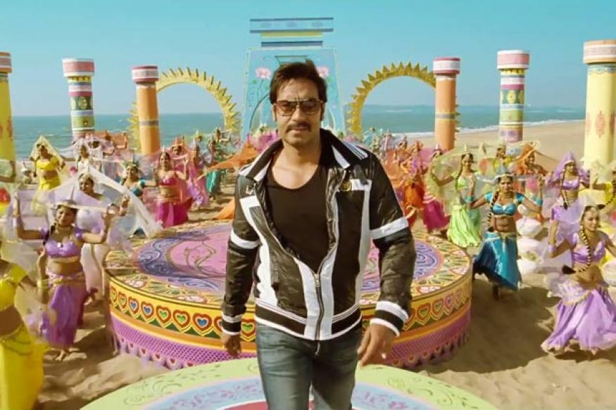 Himmatwala: Ajay Devgn all set for a grand entry
