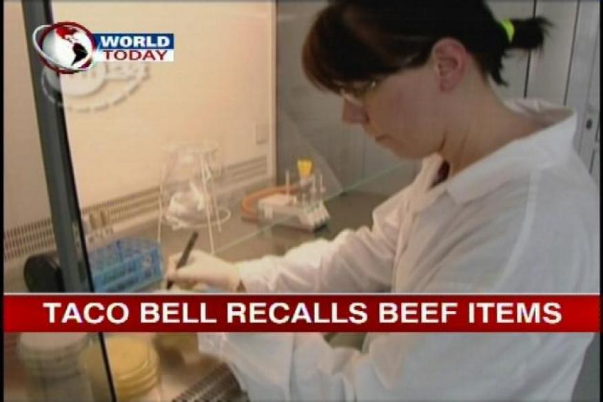 UK: Now, fast food giant Taco Bell caught in horse meat row