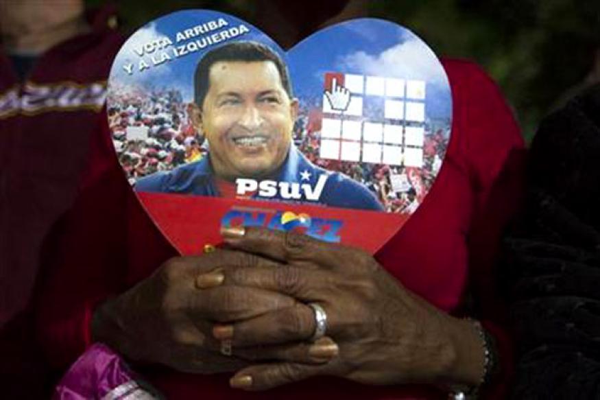 Venezuela bids farewell to President Hugo Chavez
