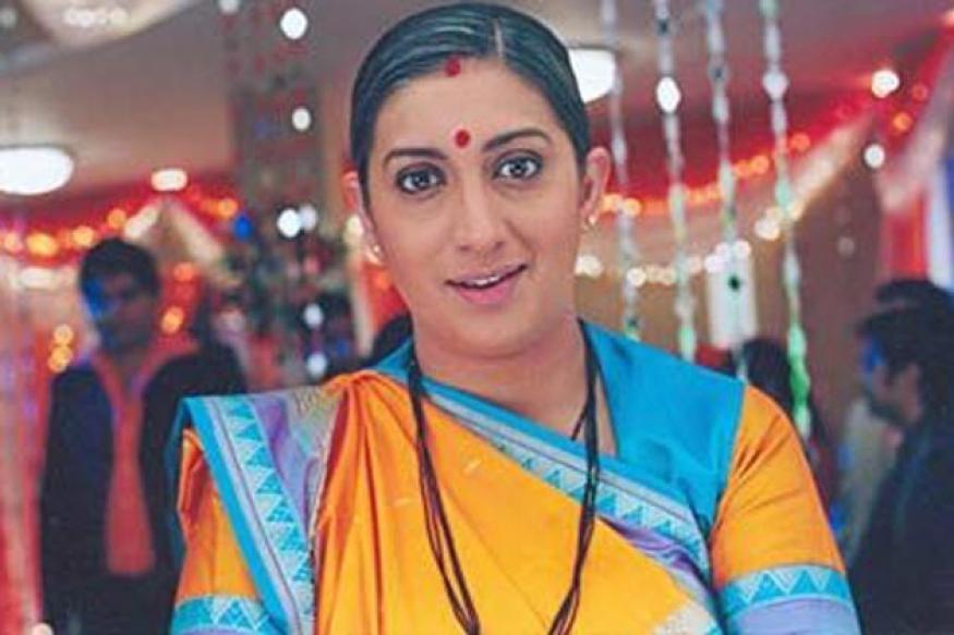 Ek Thi Naayka: I can scare people, says Smriti Irani