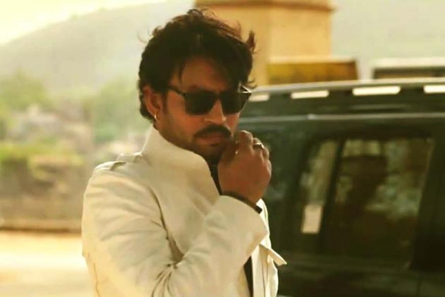 Was stopped at US airports because of my surname: Irrfan