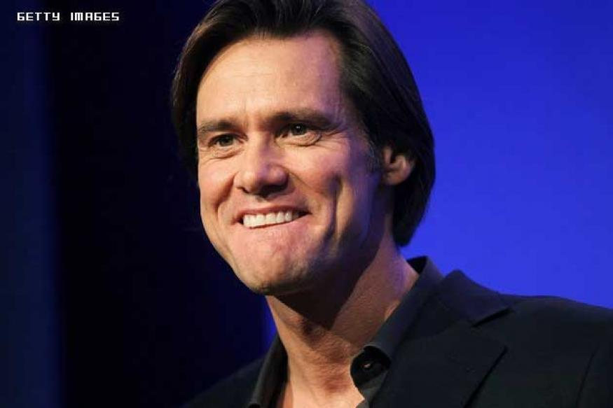 Jim Carrey's anti-gun video features Lennon, Mahatma Gandhi