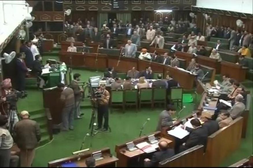 Uproar in J&K Assembly over CRPF killings