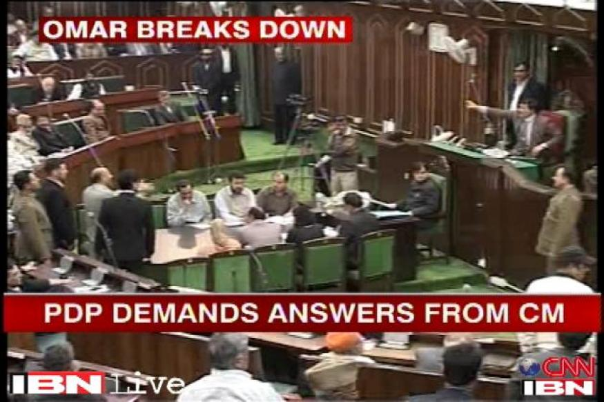 J&K: PDP to bring adjournment motion on Baramulla firing