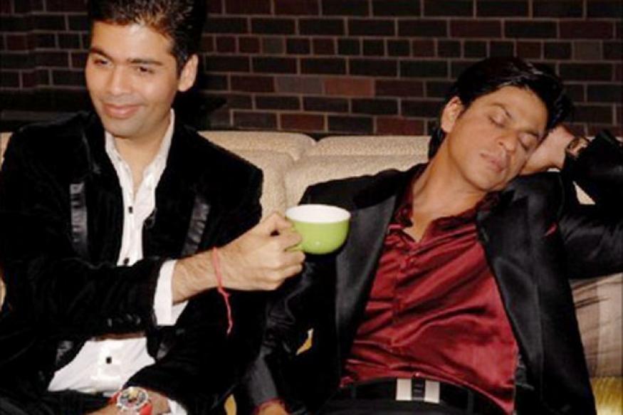 We are family, Karan Johar says about Shah Rukh