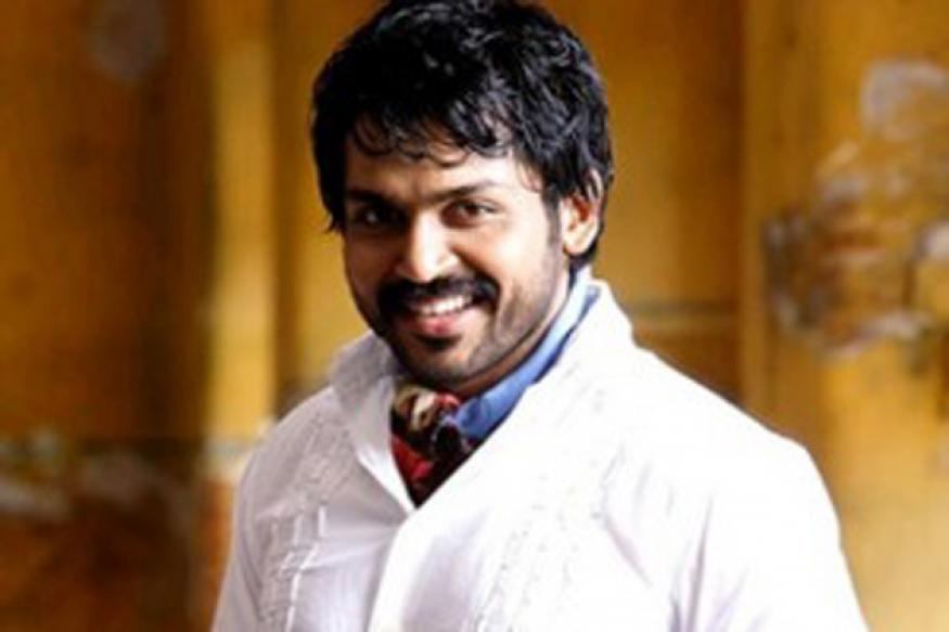 Actor Karthi to sport a look of a boxer in his next