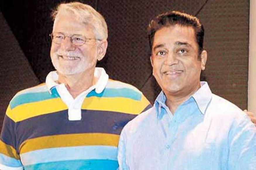 Kamal Haasan to direct a Hollywood film?