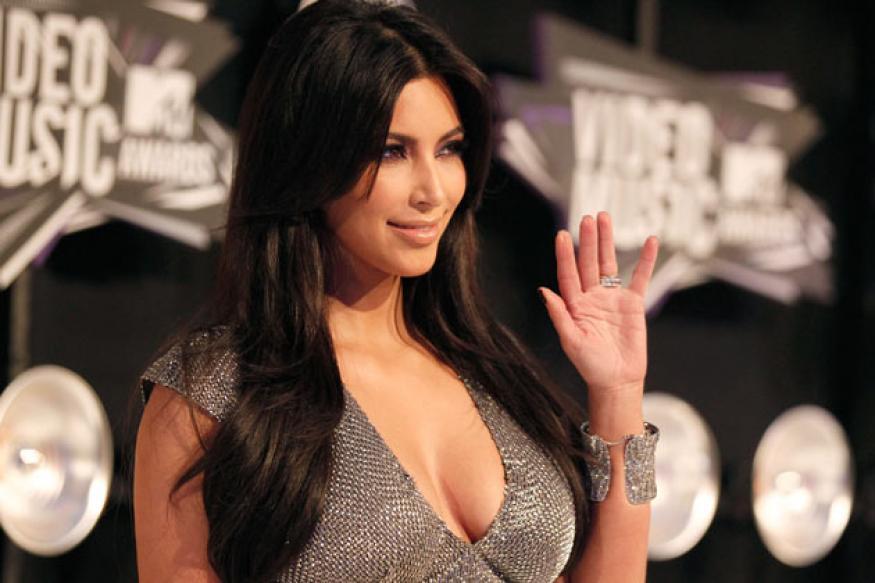 Has West stopped Kim Kardashian from posing naked?