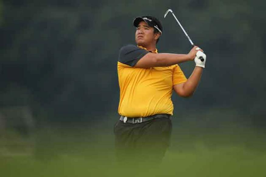 Kiradech retains lead in weather-hit Malaysian Open