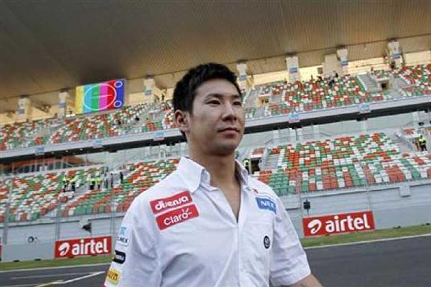 Kobayashi to race for Ferrari in endurance series