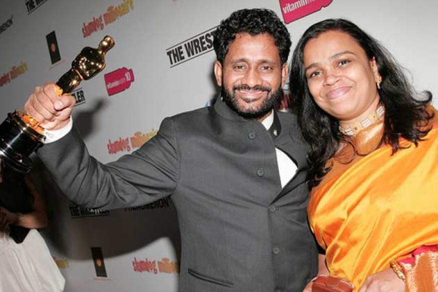 Musician Resul Pookutty received the Aravindan Puraskar