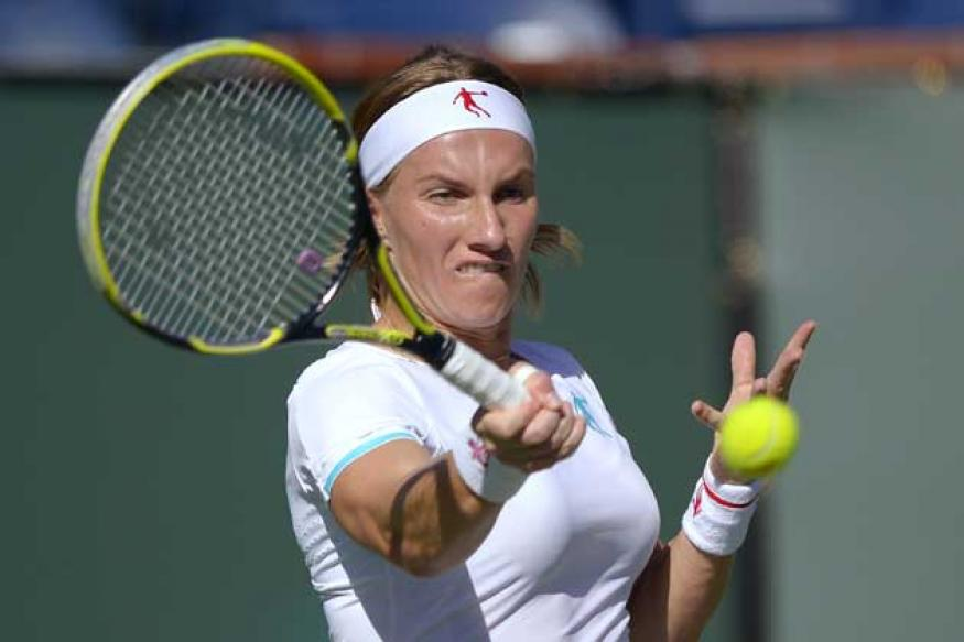 Kuznetsova scores easy win in Indian Wells opener