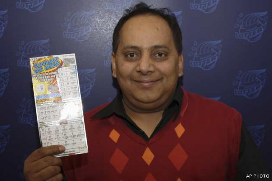 US: Indian-origin lottery winner death still unclear