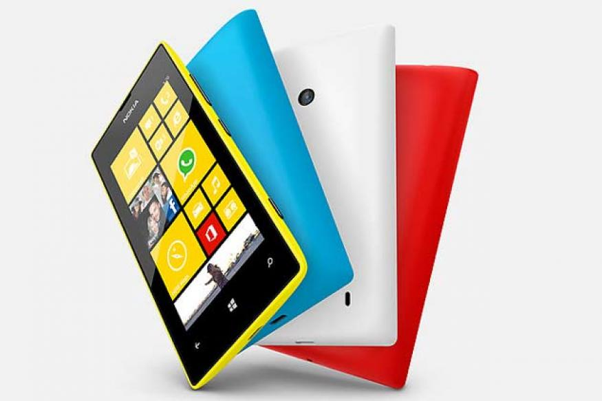 Nokia launches Lumia 520 in India at Rs 10,500; Lumia 720 also coming