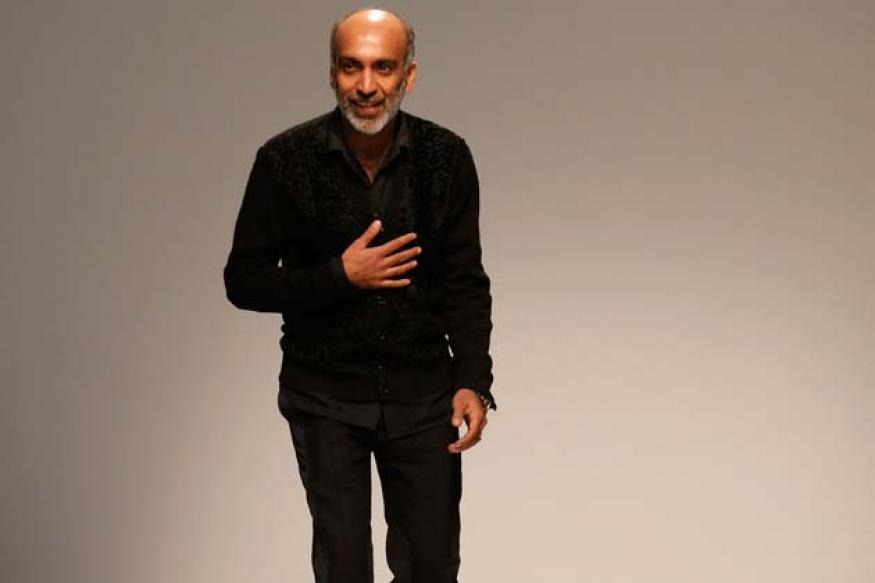 Manish Arora's grand finale gets standing ovation