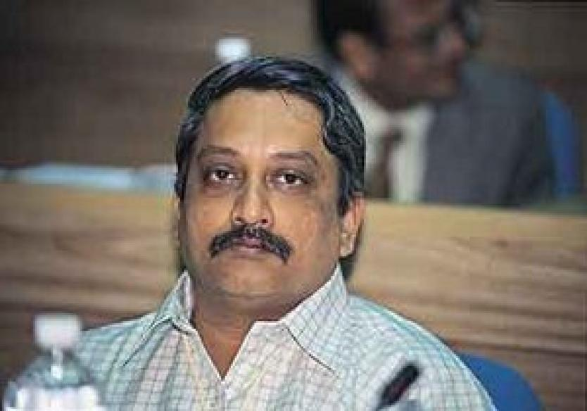 Goa CM Parrikar to present budget on March 18