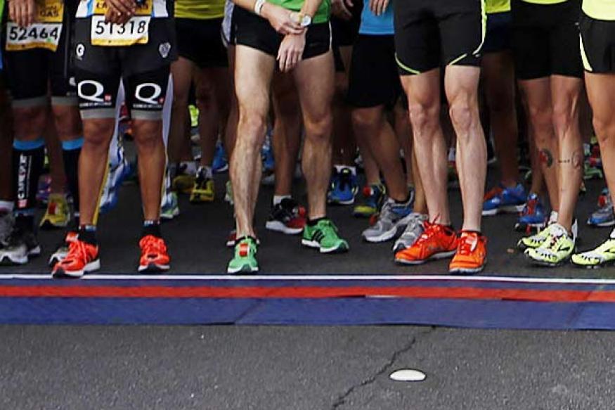 Olympian Gurmeet wins bronze in 20km walk in Japan