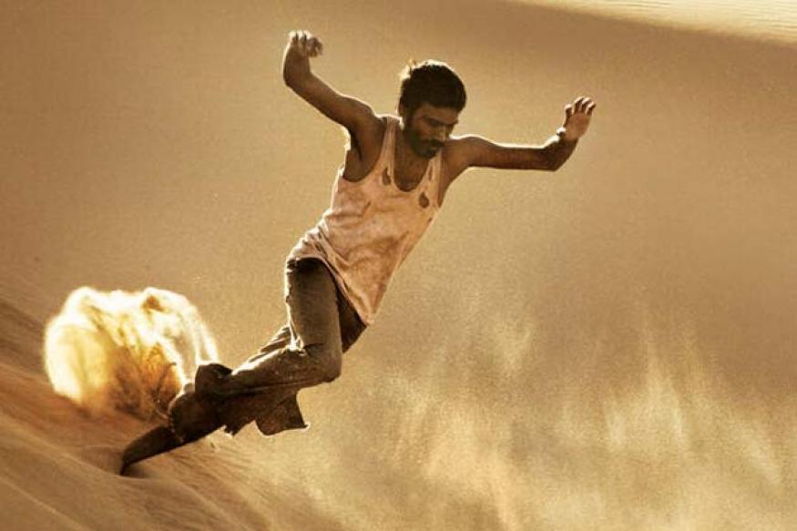 First Look: Dhanush's Tamil thriller 'Mariyaan'