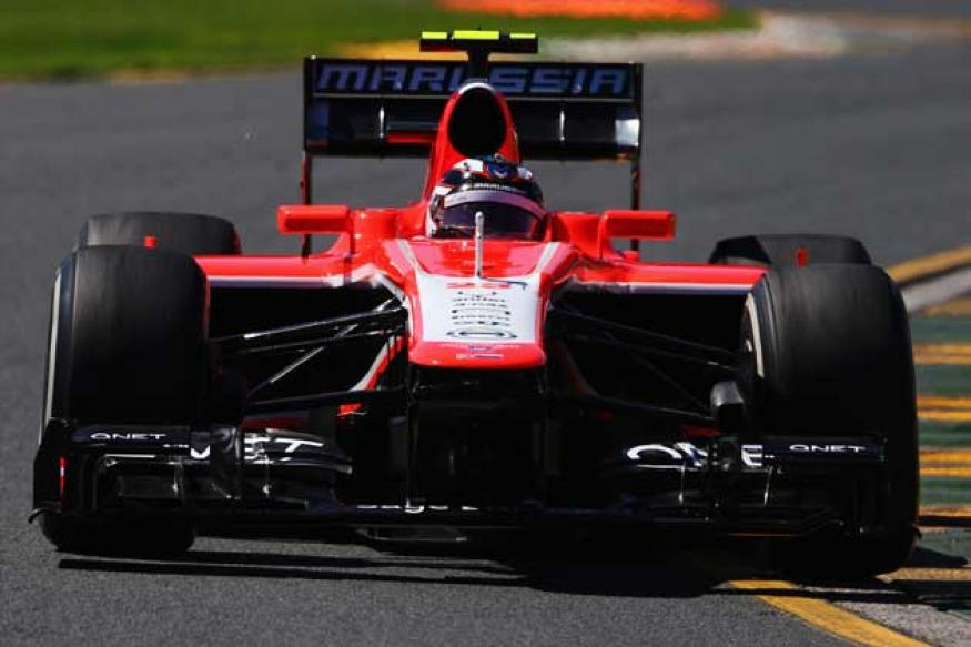 Marussia confirm merger talks with Caterham