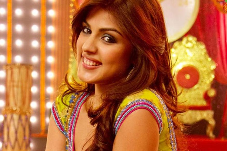 Rhea Chakraborty: Working in films is exciting and challenging
