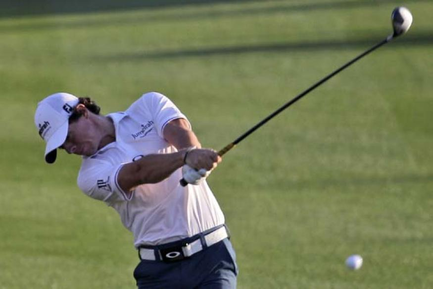 Rory McIlroy encouraged by first under-par round of 2013