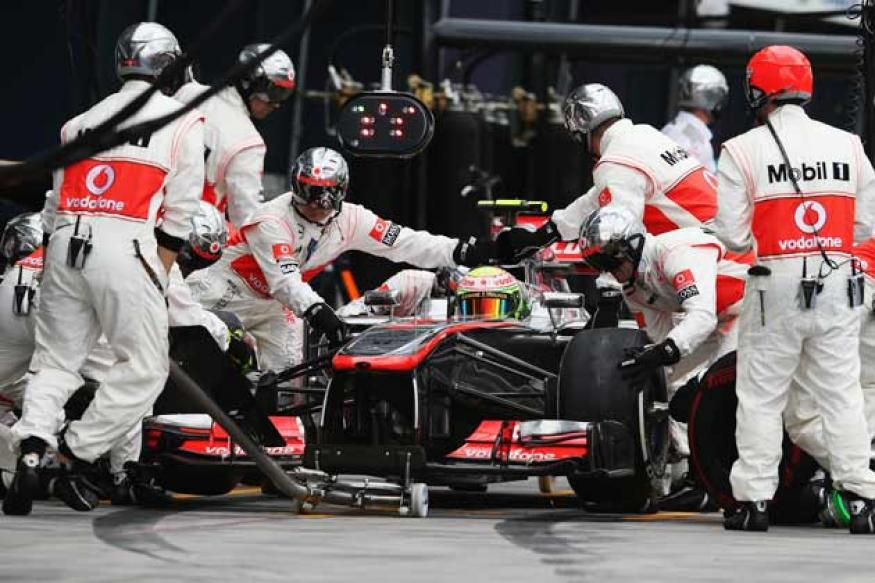 McLaren may recall 2012 car for Malaysian GP