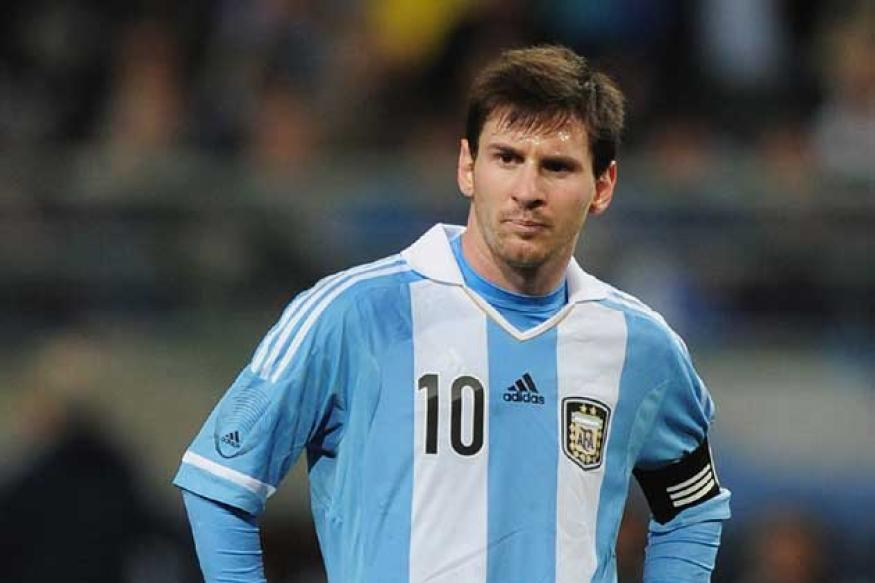 Lionel Messi delighted to see enthusiastic Argentina fans