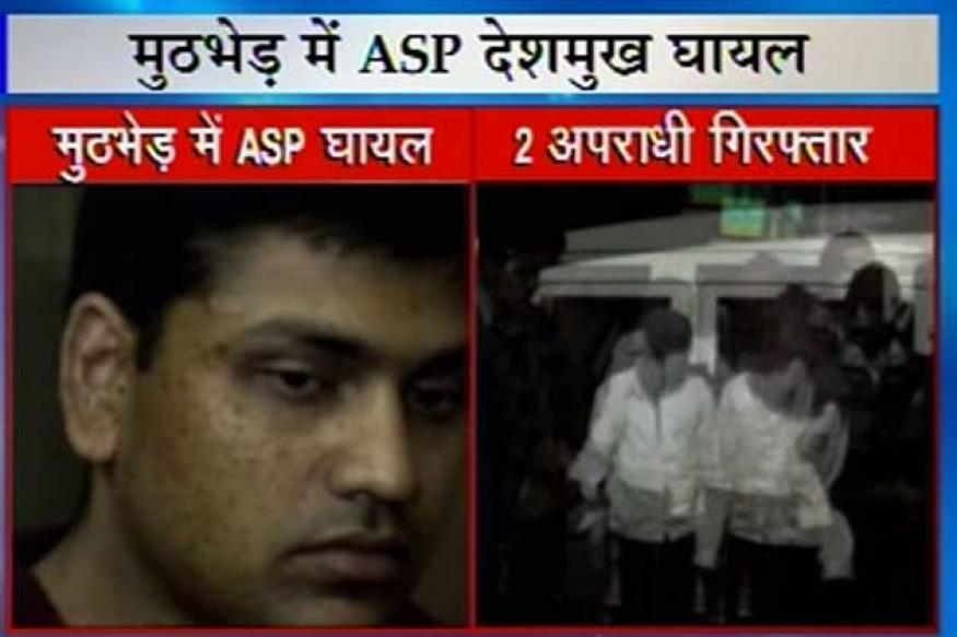 Rajasthan: IPS officer injured in shootout