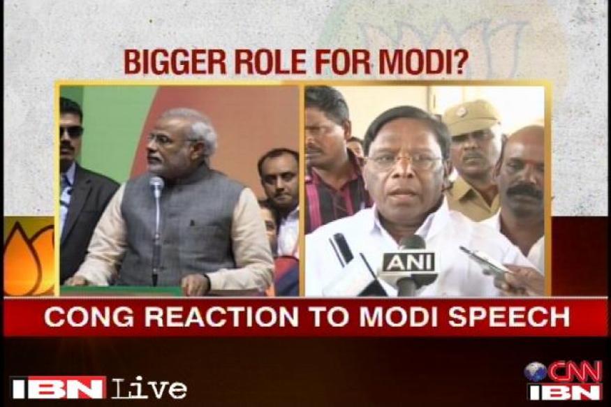 Modi doesn't understand political culture: Naranayanasamy
