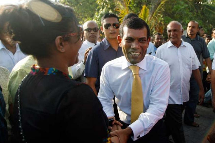 Maldives: Former President Nasheed a 'free man'