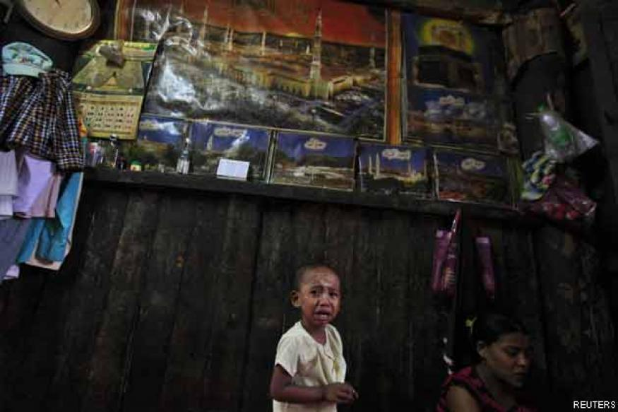 Myanmar: Muslims vanish as attacks approach Sit Swin