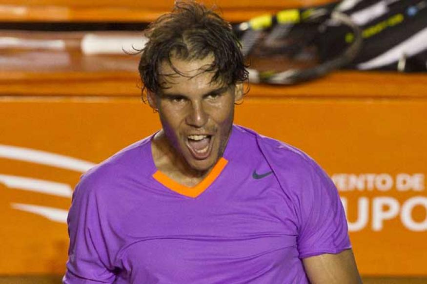 Rafael Nadal eases through to last four in Mexico