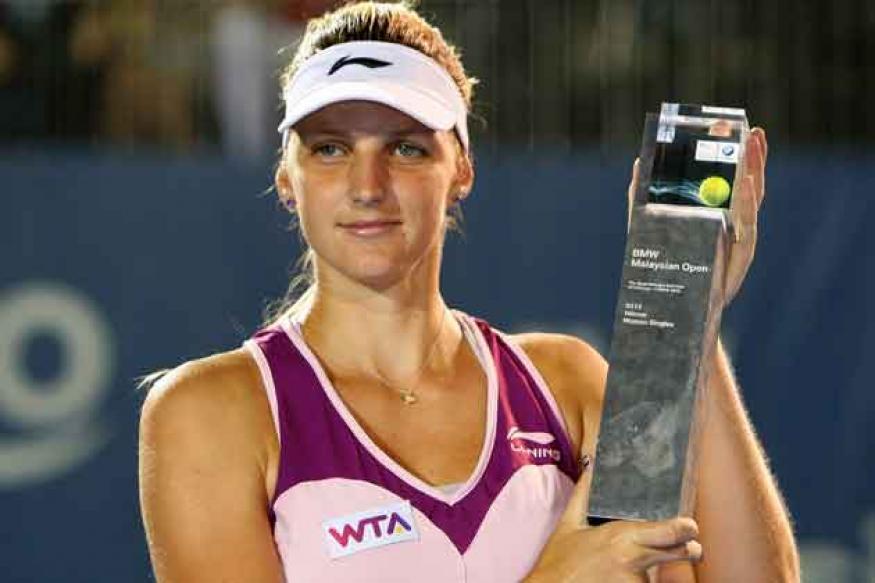 Unseeded Czech Karolina Pliskova wins Malaysian Open