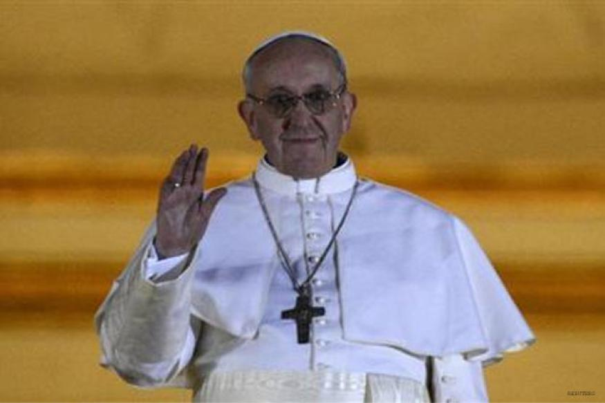New Pope urges Church to return to its Gospel roots