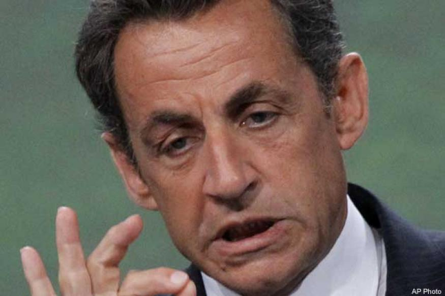 France's Sarkozy investigated in party-funding affair